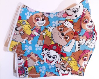 Face Covering // Paw Patrol // FREE SHIPPING