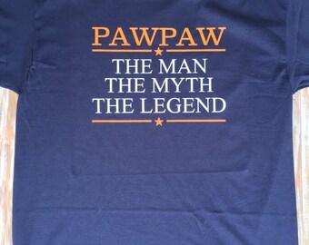 Pawpaw, The Man, The Myth, The Legend