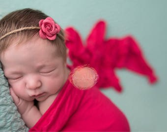 Newborn Tieback Set, Newborn Photography Prop