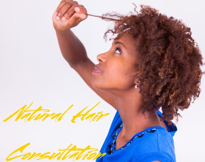 Natural Hair Analysis and Consultation