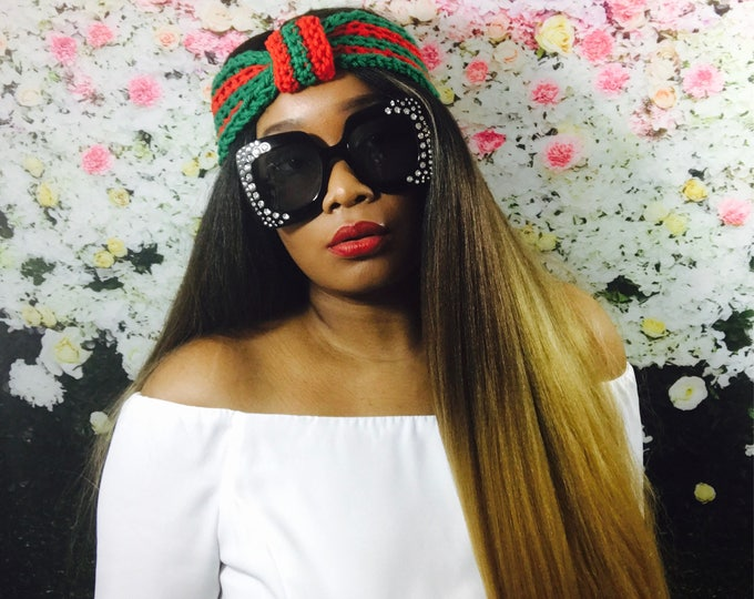 """NEW Essence Wigs 'OMBRE GLAM' 30"""" Kinky Straight Super Long Full Cap Wig Unit Natural Hair Crochet or Lace"""