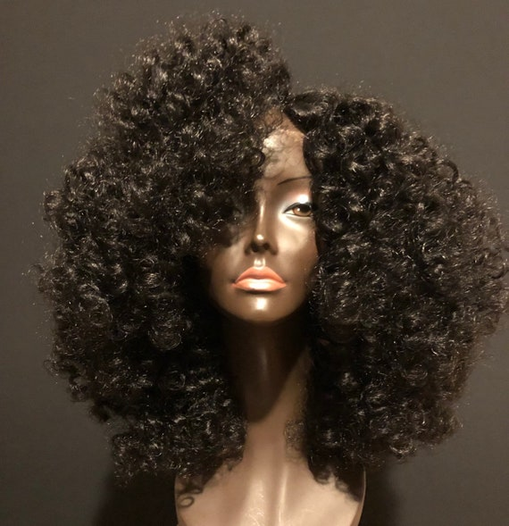 Essence Wigs 'Curl N Flow' Masenate Unit Lace Front Wig African Queens Collection