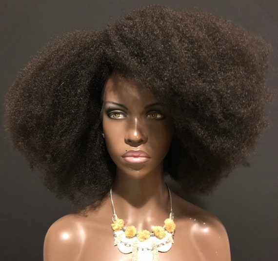 Essence Wigs Bohemian Vibe II Fro Afro Lace front Wig Unit