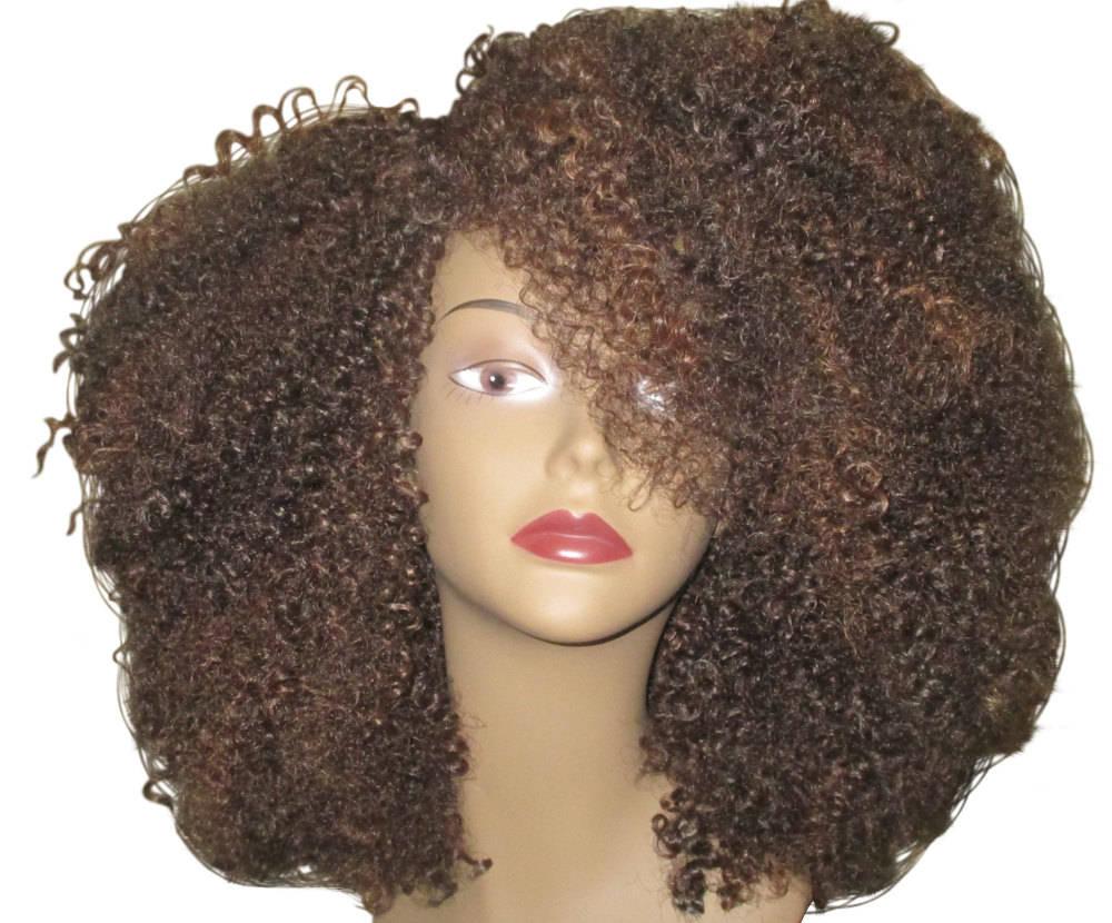 Essence Wigs Amazing Natural Hair Va Va Voom Kinky Curly