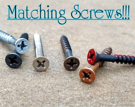 Matching Screw set (pack of 2)