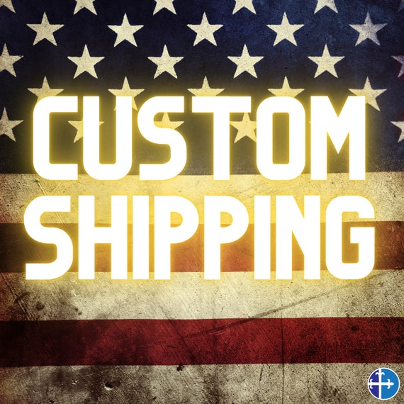 Custom Shipping Charges