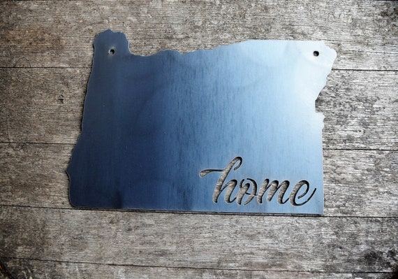 Oregon Home Custom Sign | Custom Magnet Board | Custom Magnetic Sign| Organization Board | Children Art | Bulletin Board