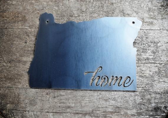 Oregon Home Custom Sign | Custom Magnet Board | Custom Magnetic Sign| Organization Board | Children Art | Bulletin Board