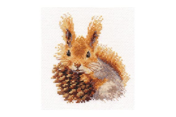 Counted Cross Stitch Kit Alisa-York