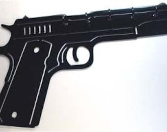 1911 Pistol Key Holder