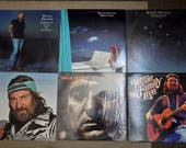 On SALE Lot of 6 - Willie Nelson, Stardust, Without a Song, Somethere Over the Rainbow, Always on My Mind