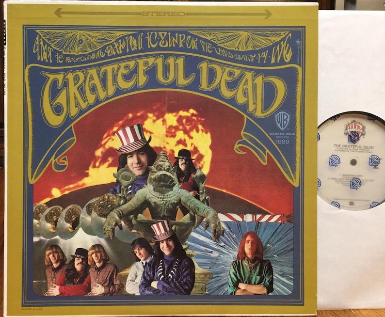 reserved vintage vinyl the grateful dead grateful dead