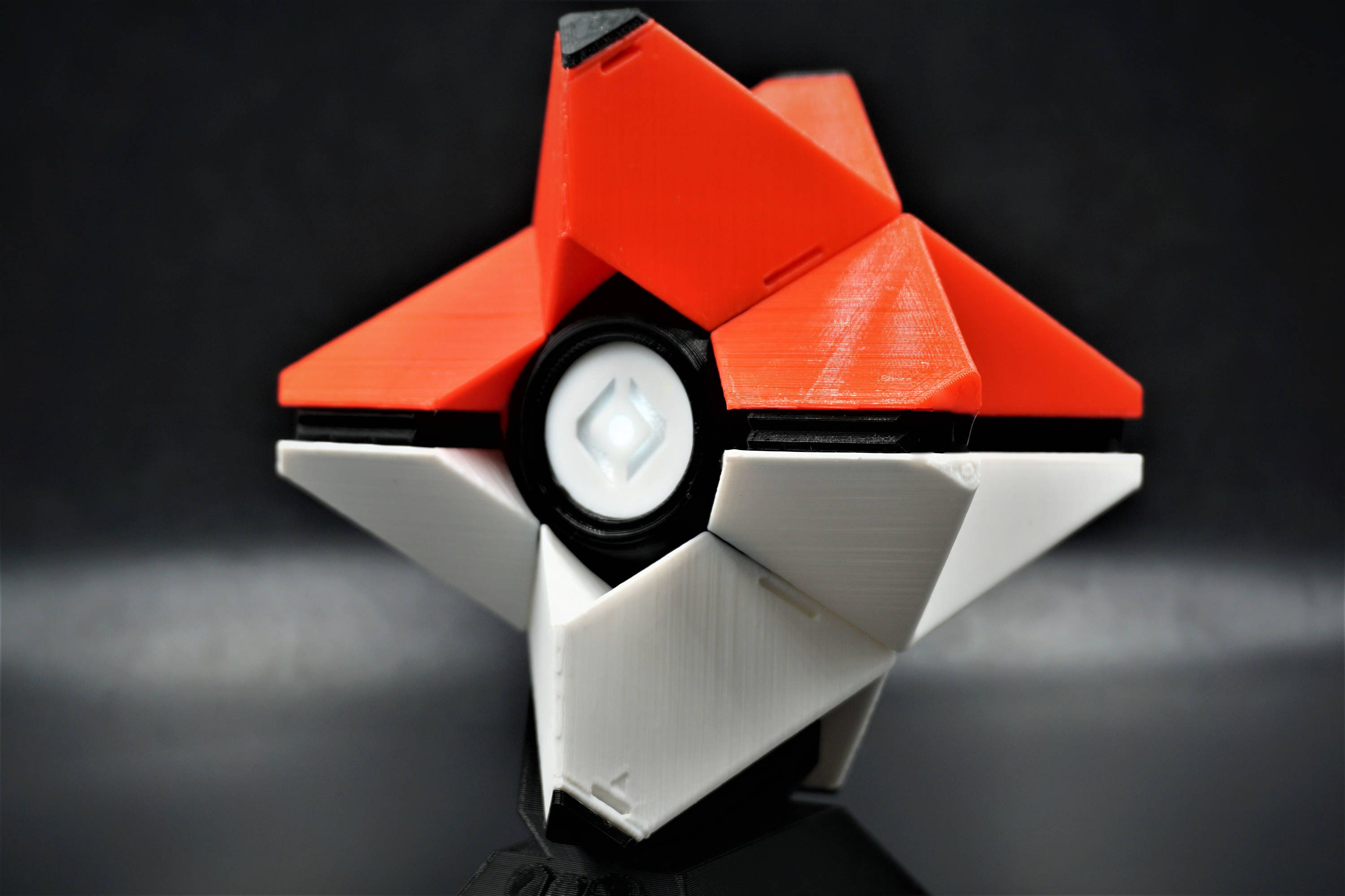 Pokeball Edition Ghost Life Size Replica