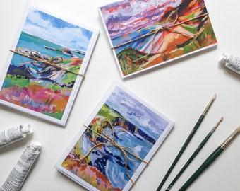 Any 5 landscape cards