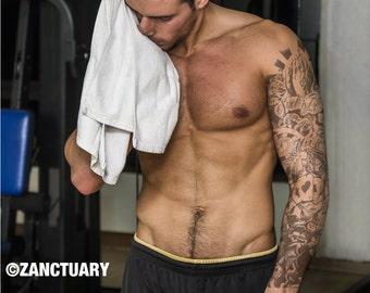 Men Temporary Tattoo Sleeve Tatouage Temporaire Homme By Zanctuary
