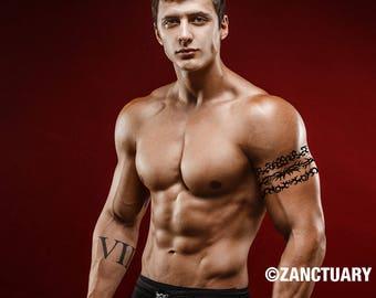 Tribal Tattoo Etsy