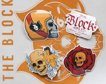 Reborn Sticker Pack, Vinyl Sticker, Vinyl Decal, Cannabis, Waterproof Sticker, Laptop Stickers, Laptop Decal, Decal Stickers, Cool Stickers
