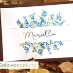 ANTRAG TRAUZEUGIN | Gold refinement | Wedding | Scratchcard | Application | Surprise | Customizable with name | Bridesmaid | present