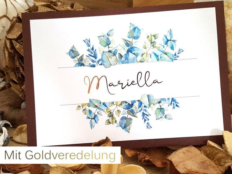 ANTRAG TRAUZEUGIN  Gold refinement  Wedding  Scratchcard  image 0