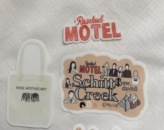 Schitts Creek Sticker Bundle