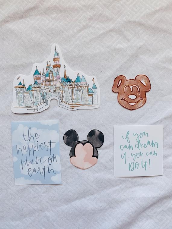 Disney Sticker Bundle