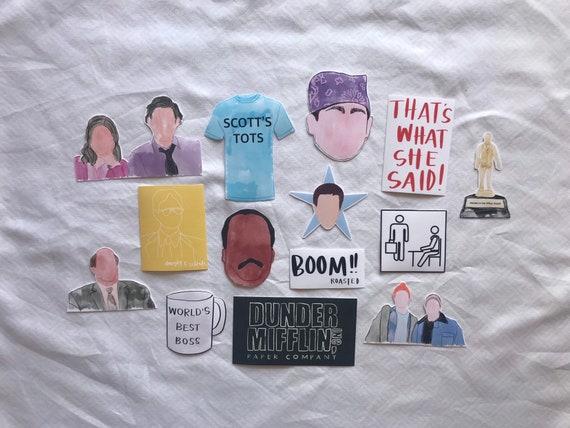 The Office sticker Bundle