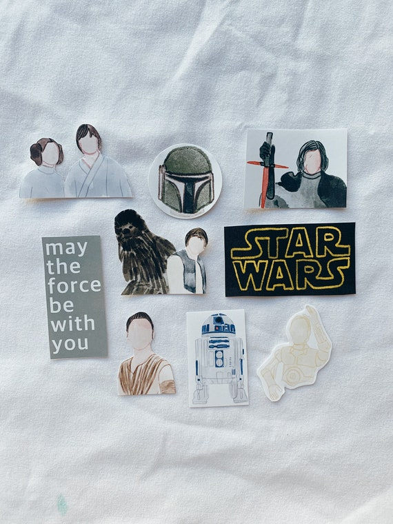 Star Wars Sticker Bundle