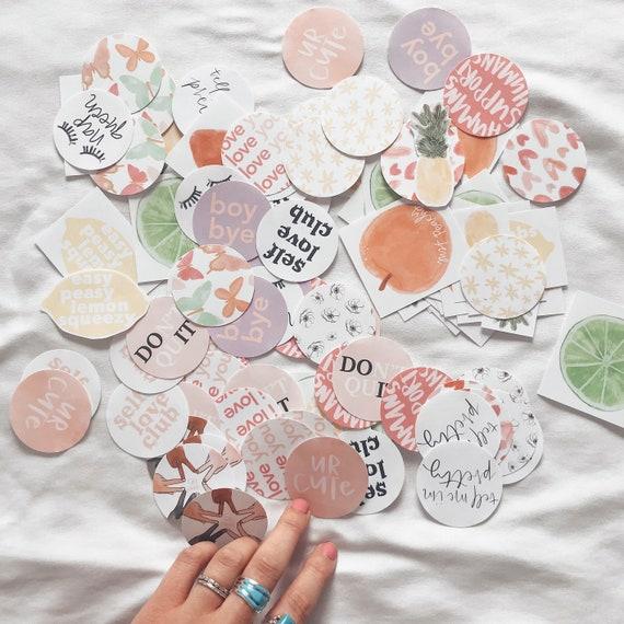 Custom Sticker Bundles