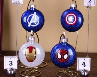 Marvel Comics 3\u201d Quilted Handmade Ornament Lg Thor