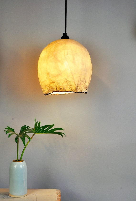Hängelampe Anhänger, Licht Schlafzimmer Lampe, Decke, Lampe, Deckenlampe  Papier, nordischen Dekor, romantisches Licht