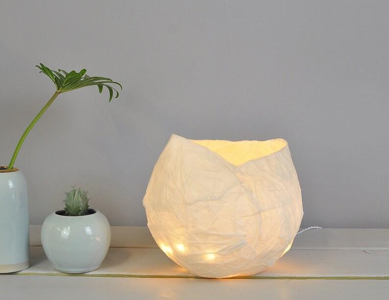 LED Lamp Night Lamp Desk Decorative Light Table Decor image 0