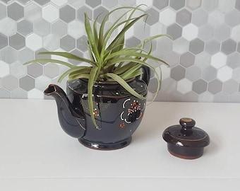Vintage-Home Decor-Kitchen-Kitchen Decor-Moriage Teapot -Teapot-Tea Pot-Retro-China-Gift for Her-Gift