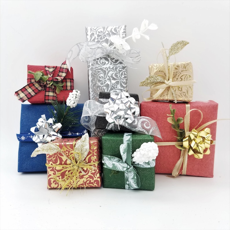 Gift Wrapping  Add to Any Purchase from Things Grandma image 0