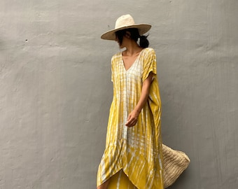 MXP26/Stylish Boho Maxi dress,beach,cover up ,holiday,loose Fit,Summer dress,Daily,resort wear,free size,Loose fit