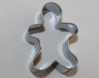 Single BOY Stainless Steel Mini COOKIE CUTTER Gingerbread