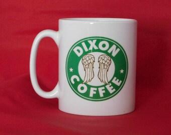Walking Dead Daryl Dixon Starbucks Inspired Coffee Mug 10oz