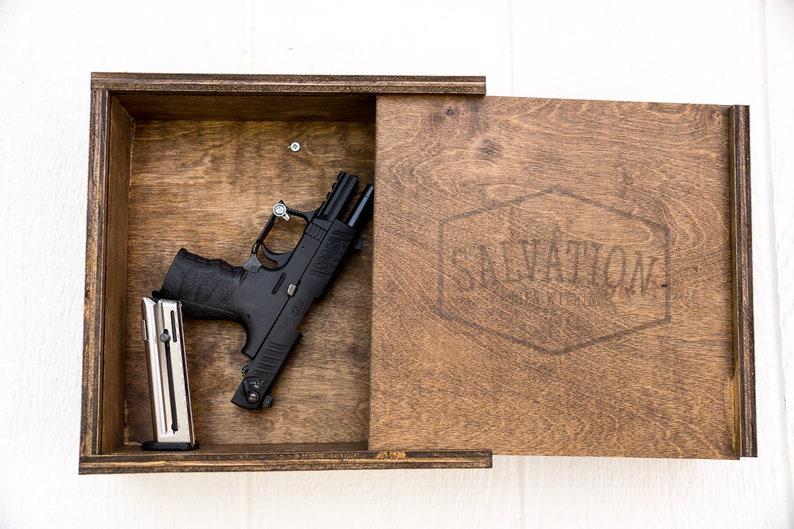 Hidden Gun Storage  Free Shipping image 0