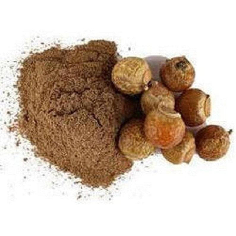 Pure organic Reetha Powder Soapberry Soap nut Washnut Phenil Pannankottai