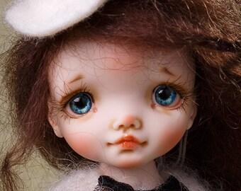 Ooak art doll art doll