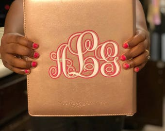 Custom Monogram Decal