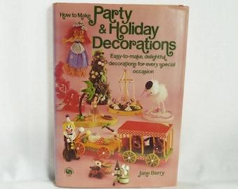 Vintage Craft Book Etsy