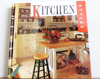1995 Kitchen Styles - Ellen Frankel - Allison Murray Morris - Interior Design - Vintage 1990s Kitchen Book