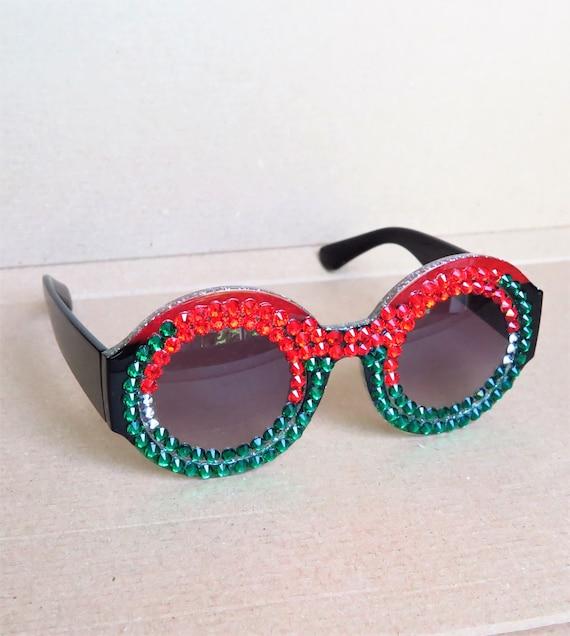 70083bc20ca0 vintage sunglasses rave festival sunglasses retro rare | Etsy