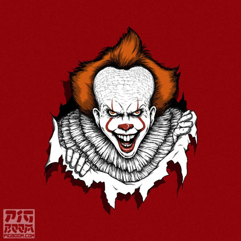 6fbe52c5d Let s Float Killer Clown Pennywise Dancing Clown
