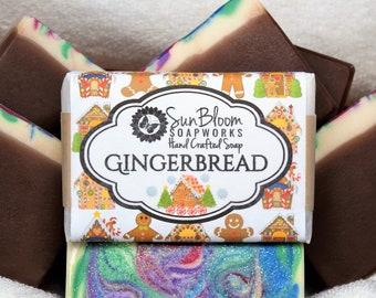 Gingerbread Soap