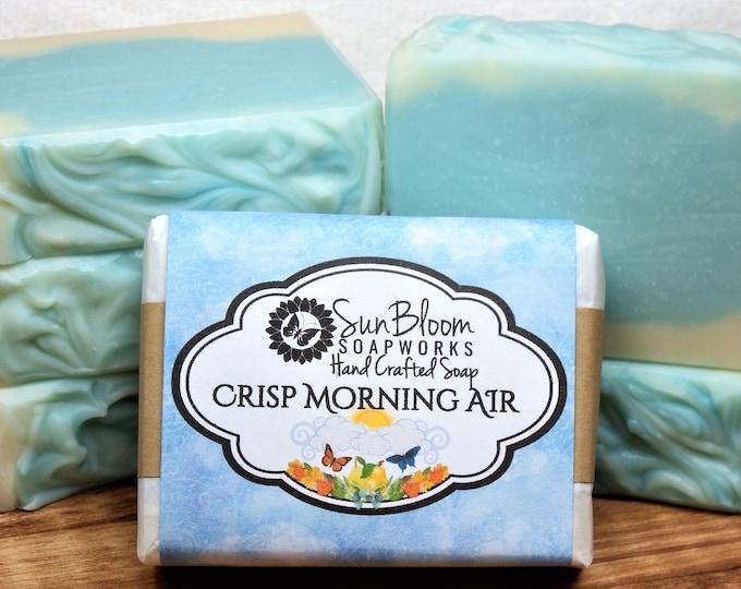 Crisp Morning Air Soap