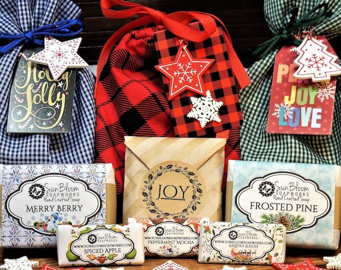 Winter Soap Gift Bundle