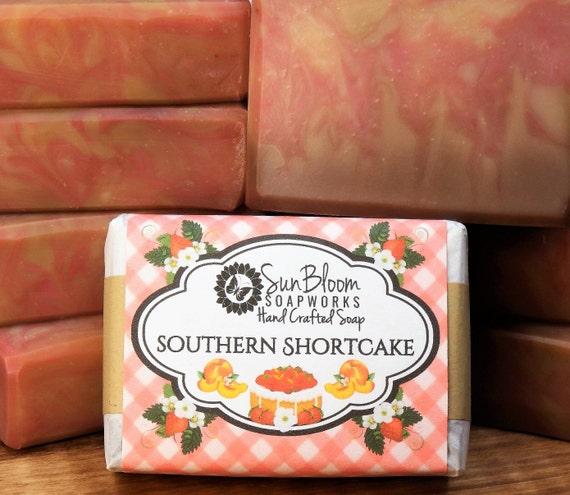Southern Shortcake Soap