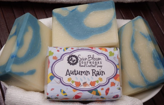 Autumn Rain Soap