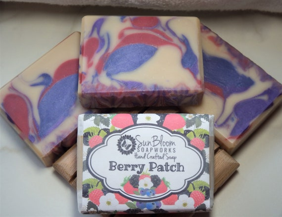 Berry Patch Soap